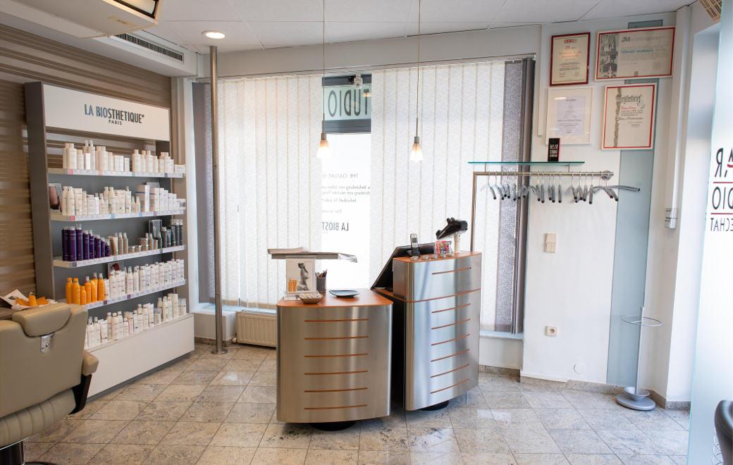 Friseur Schwechat Salon 1