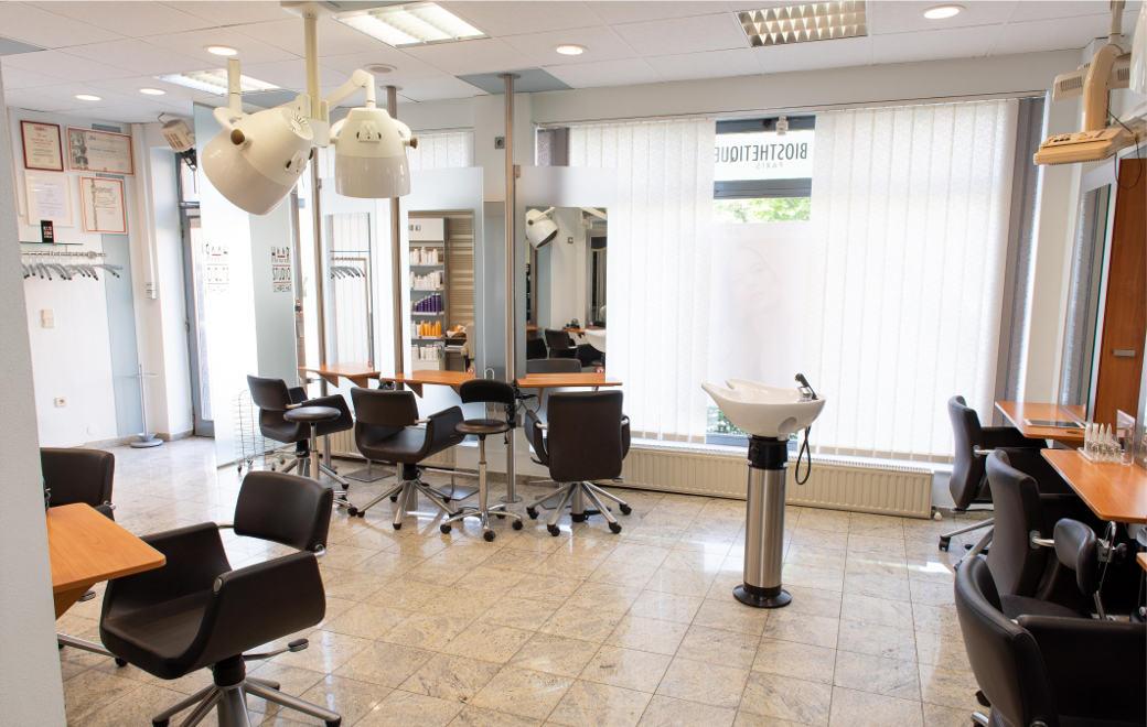 Friseur Schwechat Salon 3
