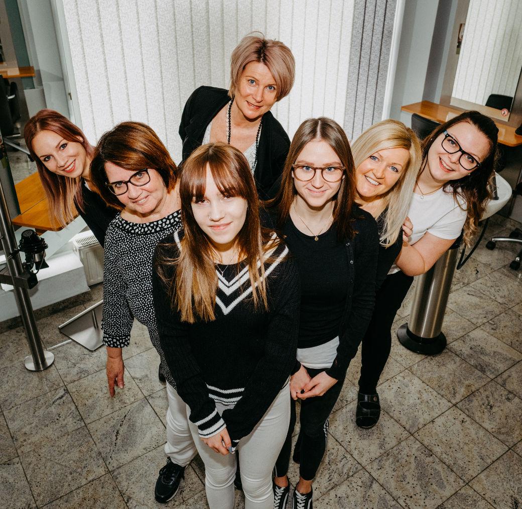 Friseur Schwechat Team